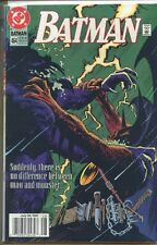 Batman 1940 series # 464 UPC code fine comic book