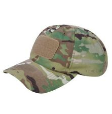 New Authentic Tru Spec Nylon Cotton Ripstop Contractor Cap Multicam OSFA 3328000