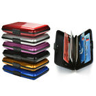 Blocking Hard Case Wallet Credit Card Anti-RFID Scanning Protect Holder