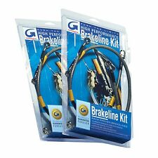 Goodridge Brembo System Superbike Brake Line Kit - 2008-2011 Honda CBR1000RR