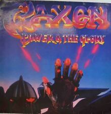 "SAXON - POWER & THE GLORY 12"" LP (W302)"