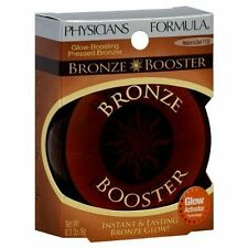 2 Physicians Formula Bronze Booster Bronzer Presses Glow-Boosting Medium to Da