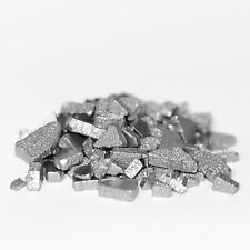 6oz Pure Iron Metal 99.98% Electrolytic Flake / Chips Element High Purity Sample