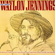 Waylon Jennings - The Taker (Vinyl LP - 1984 - US - Original)