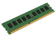 Kingston ValueRAM 4GB 1X4GB Module De Mémoire DDR3 1600MHz PC3-12800