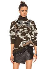 NWT $860 Isabel Marant Etoile SZ FR 40/US 8 SILOWAY ARTY TurtleNeck Sweater