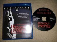 Requiem For A Vampire (Blu-ray Disc, 2012)