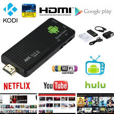 Android 4.4 Smart TV Box MK809IV 1GB/8GB Quad Core XBMC Kodi WiFi HD Mini PC US