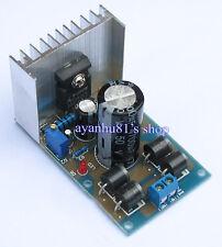 LT1083 AC/DC 3V-24V 6V 12V 7A Adjustable Regulated Power Module Kit for Tube Amp