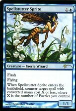 MTG MAGIC PROMO Folletta Balbettamagie - Spellstutter Sprite ENG FOIL WIZARD