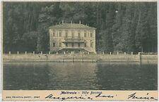 CARTOLINA d'Epoca COMO  - Moltrasio  1905