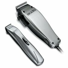 Professional Barber Set Shaver Clipper Trimmer Combo Andis 23 Piece Hair Kit NEW