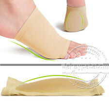 FOOTFUL FOOT FALLEN ARCH SUPPORT HEEL GEL CUSHION INSOLE PAIN RELIEF FLAT FEET