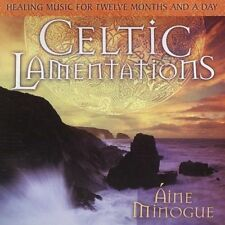 FREE US SH (int'l sh=$0-$3) NEW CD Aine Minogue: Celtic Lamentations Original re