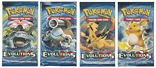 Pokemon XY Evolutions 1 Booster New Sealed TCG