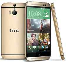 Doré Neuf 5'' HTC One M9 32Go 3Go 20Mpx Unlocked Android OS 4G LTE Mobile Phone