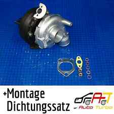 Turbolader BMW 525d OPEL Omega 2.5 d DTI 150 163 PS 710415 R1630020 7781435