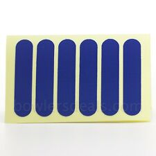 """Vise Hada Patch #1 BLUE 1/2"""" Bowling Thumb Protection Tape 1 Pack 60 Pieces"""