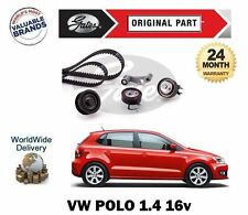 FOR VW VOLKSWAGEN POLO 1.4 16v 1.6 16v GTI 1996--  TIMING CAM BELT KIT