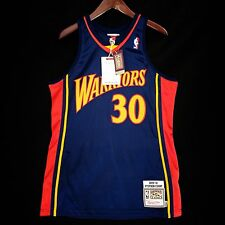 100% Authentic Stephen Curry Mitchell & Ness Warriors Jersey Size 40 M - steph