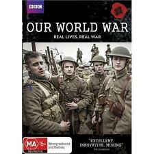 Our World War (DVD) (Region 4) Aussie Release