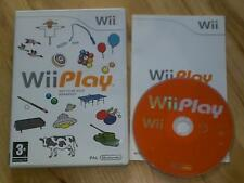 Wii Play 9 x games in one  - for kids/family