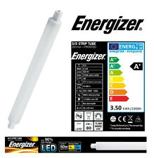 1x S15 3.5w (=30W) LED Strip Light Tube 221mm Frosted Opal (Energizer S9217)