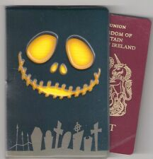 Nightmare before Christmas Cute Passport Holder bag travel gift halloween
