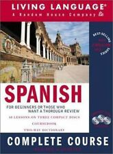 Spanish Complete Course: Basic-Intermediate, Compact Disc Edition LLR Complet