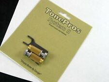 Tone Pros System II  SCS1 Locking US Tailpiece Studs Chrome SCS1/CH