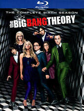 The Big Bang Theory: Complete Sixth Season (Blu-ray + DVD + Ultraviolet, 2014)