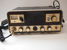 Regency Imperial 1970's CB AM SSB Radio Transceiver w/ Mic