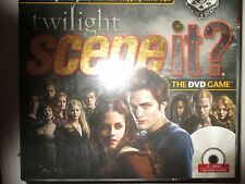 Twilight Scene It The DVD Board Game. New and Unopened.