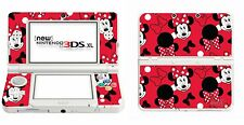 Minnie Mouse Vinyl Skin Sticker for Nintendo 3DS XL (with C Stick) 3dsxl7