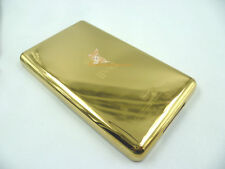 Gold Golden Color Back Housing Case Cover for iPod 7th Gen Classic Thin 160GB