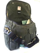 NEW! FILSON CAMERA FIELD BAG - OTTER GREEN! #70147 RARE! EXPEDITED SHIPPING!!