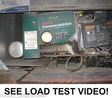Onan Commercial 6500 watt generator 120/240V LOW HRS! only 168! runs great! 1818