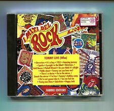 I Miti del Rock n.23 # WHO - TOMMY LIVE # Fabbri 1993 # CD Rock