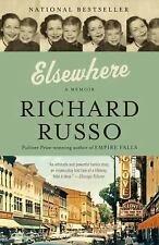 Elsewhere by Richard Russo (2013, Paperback)