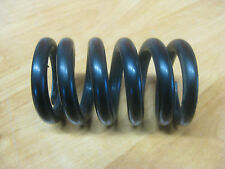 Stahlfeder Durchmesser 45 mm Länge 75 mm schwarz
