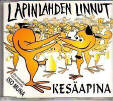 (AM882) Lapinlahden Linnut, Kesaapina - 1999 CD