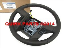 2009-2010 Ford F150 Leather Wrap Steering Wheel OEM BRAND NEW Genuine 9L3Z3600BD