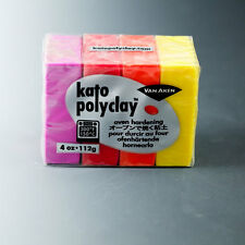 Kato PolyClay Warm Colors