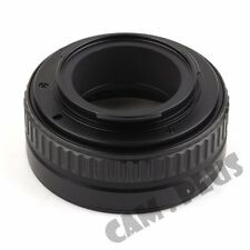 Camera Macro Helicoid Focusing Adapter Tube For Canon EOS EF Lens to Sony NEX