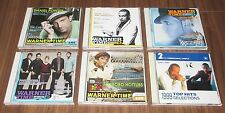 Japan PROMO ONLY! All with MADONNA tracks! 6 x JAPAN various artist CD - set #1