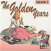 Golden Years, Vol. 1, Various, Good Import, Box set