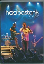 HOOBASTANK - LET IT OUT - DVD (NUOVO SIGILLATO)