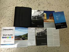2014 MERCEDES BENZ SL CLASS MODELS Owners Operators Manual SET Factory OEM