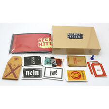 Secret Hitlers Board Card Game a hidden identity for 5-10 plople Xmas Gift 2016