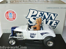 ERTL 7792 - 1932 Ford street rod w. équipe Mascot * penn state Nittany Lions * 1:18
